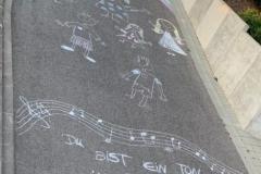 Du bist ein Ton in Gottes Melodie von Lina, Mia und Charlotte