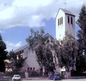 Kirche Heilig Kreuz