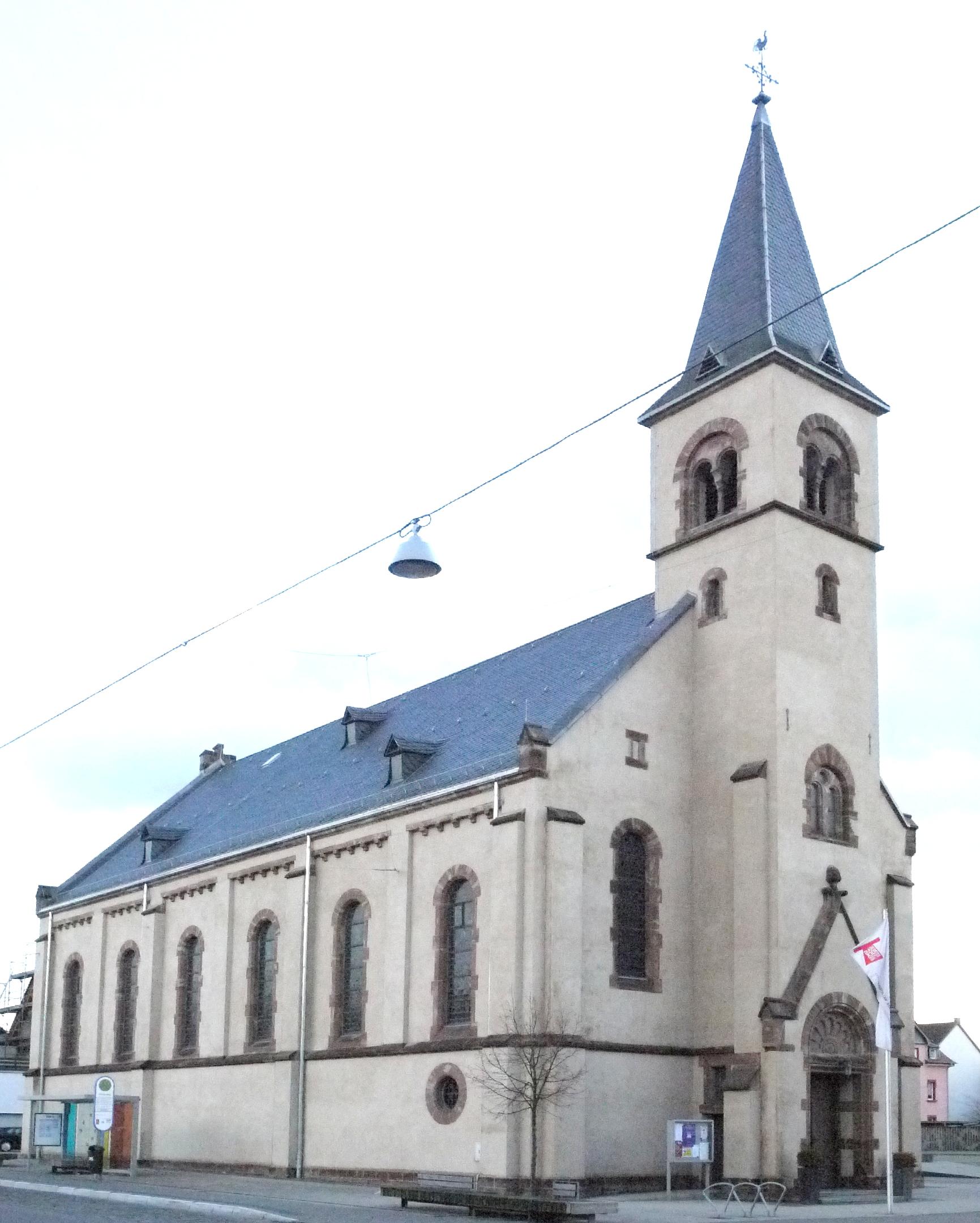 Pfarrkirche Maria Hilf