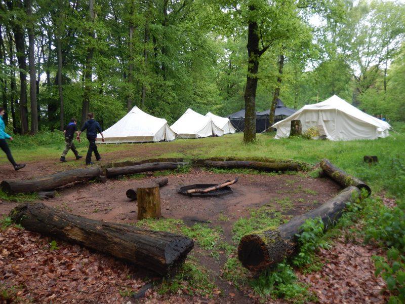 Pfingstlager in Jägersburg