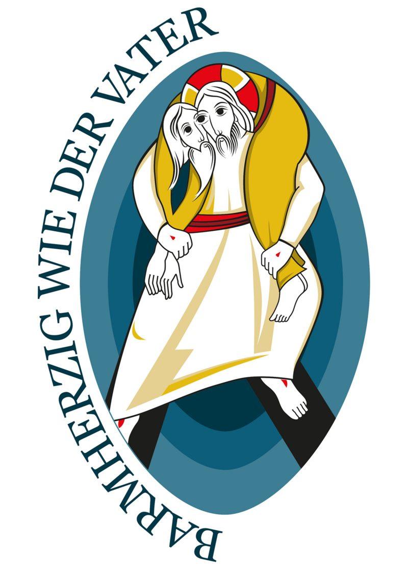 Logo Jahr der Barmherzigkeit - jpeg 1.38 MB