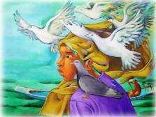 Friedenstaben - Bild von Freddy Sanchez Caballero