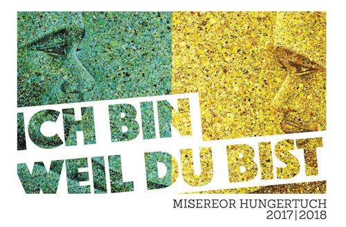Misereor Hungertuch 2017