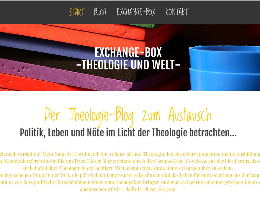 Thologieblog
