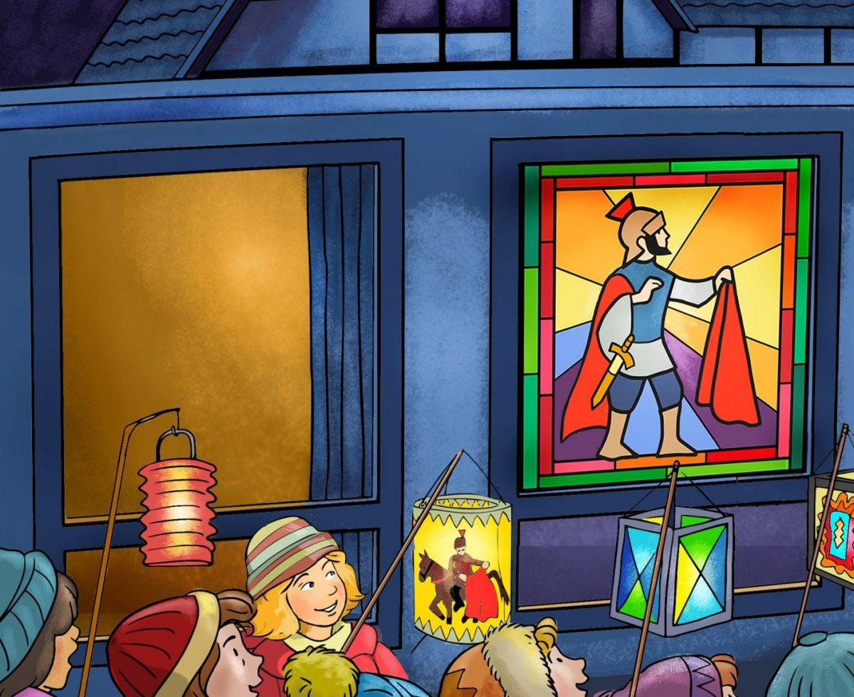 St. Martin im Fenster