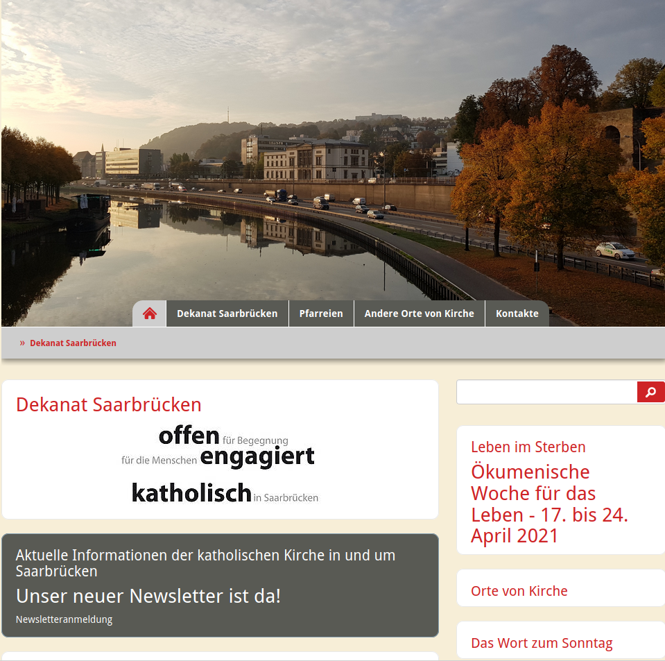 Dekanat Saarbrücken
